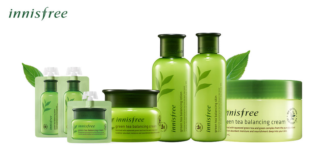 Innisfree Green Tea Balancing HooksKorea