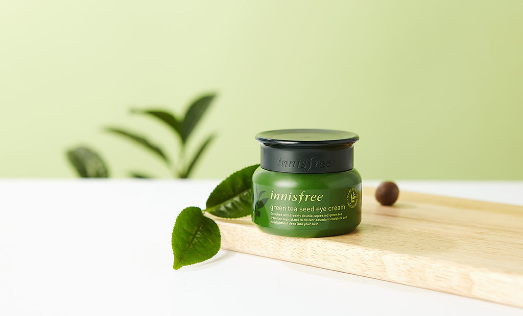 Innisfree Green Tea Seed Eye Cream HooksKorea