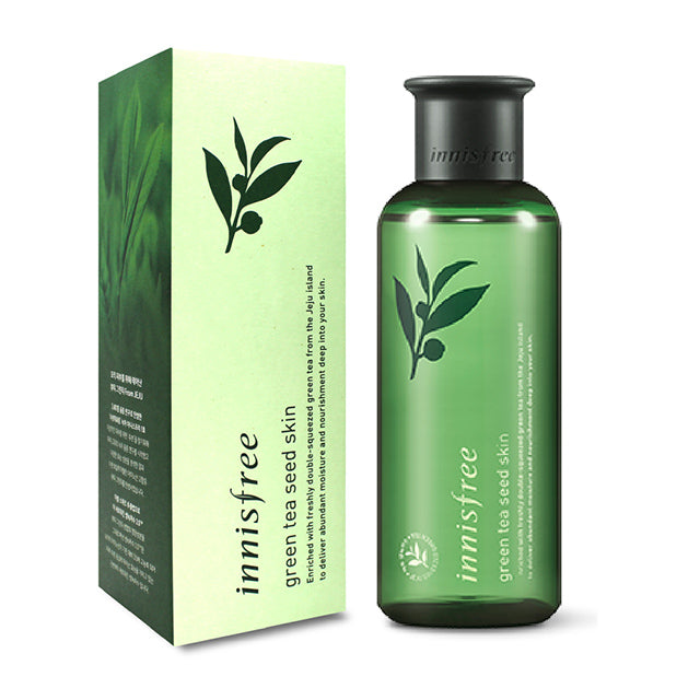 Innisfree Green Tea Seed Skin HooksKorea