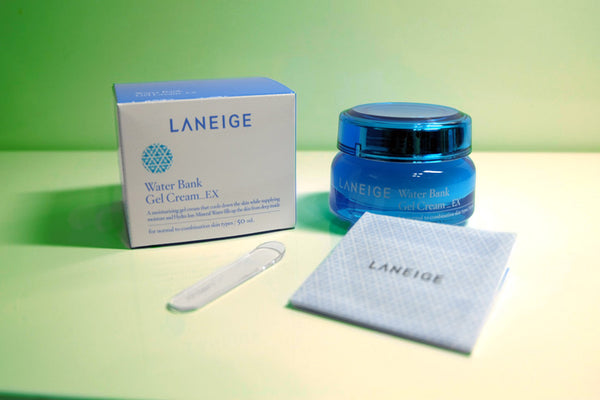 LANEIGE Water Bank Gel Cream EX Review HooksKorea 1
