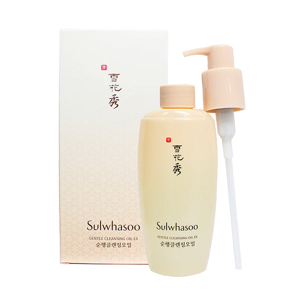 Sulwhasoo Gentle Cleansing Oil EX hookskorea