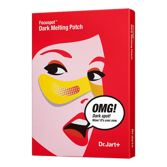 Dr.Jart+ Dark Melting Patch(5pcs), Sheet Mask, Dr.Jart+, www.hookskorea.com - www.hookskorea.com