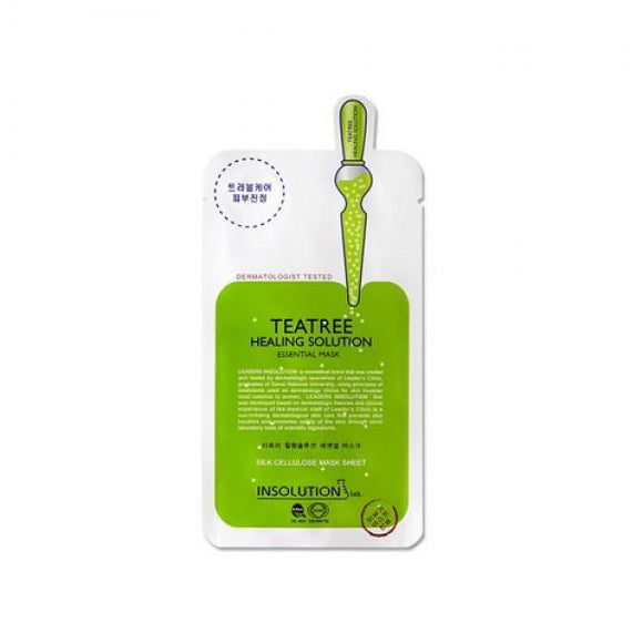 Mediheal Teatree Care Solution Essential Mask EX(1pc), Sheet Mask, mediheal, www.hookskorea.com - www.hookskorea.com
