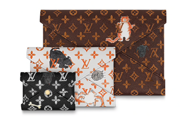 LOUIS VUITTON - CATOGRAM KIRIGAMI TRIO