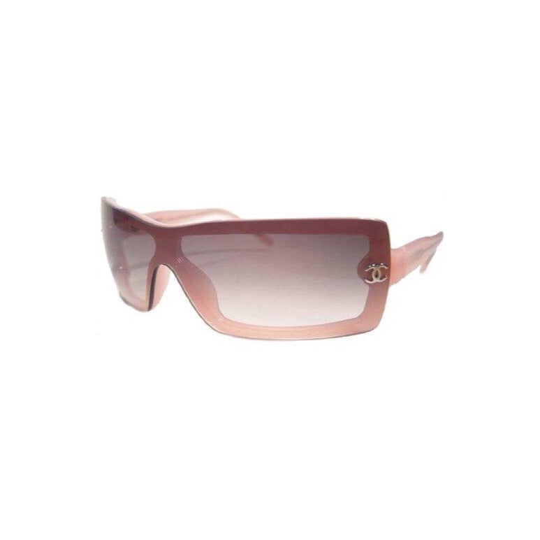 CHANEL - OMBRÉ PEACH 5017 SUNGLASSES