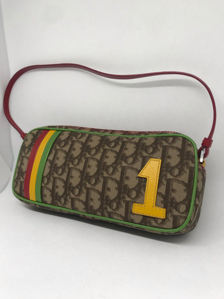 "DIOR - RASTA ""1"" MINI BAG"