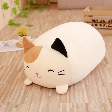 Uptown Vibez 25cm / cat Soft Animal Cartoon Pillow Cushion