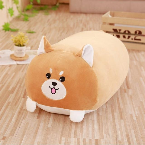 Uptown Vibez 25cm / corgi Soft Animal Cartoon Pillow Cushion