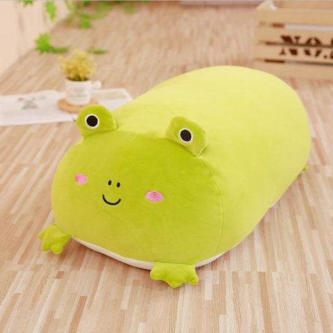 Uptown Vibez 25cm / frog Soft Animal Cartoon Pillow Cushion