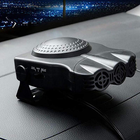 Uptown Vibez 2in1 Portable Car Heater & Windshield Defroster