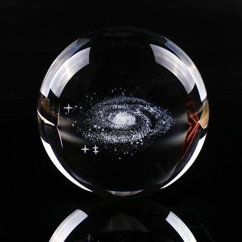 Uptown Vibez 8cm just ball1 Solar System Crystal Ball
