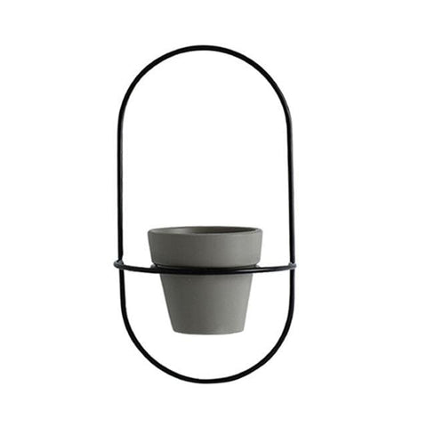 Uptown Vibez A4 Rounded Wall Planter