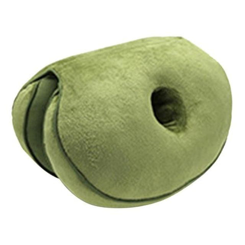Uptown Vibez Army Green / China Dual Comfort Cushion