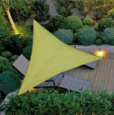 Uptown Vibez Army Green Sun Shade Sail