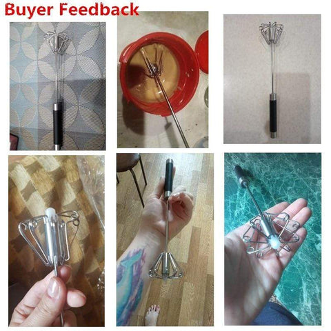Uptown Vibez Automatic Eggbeater Easy Whisk