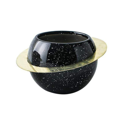 Uptown Vibez Black / L Planet Planter