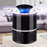 uptown vibez BLACK USB Powered Mosquito Killer Lamp
