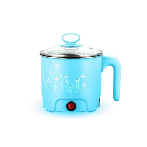 Uptown Vibez Blue / CHINA Mini Electric Cooking Pot