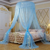 Uptown Vibez blue / Universal Luxury Bed Canopy