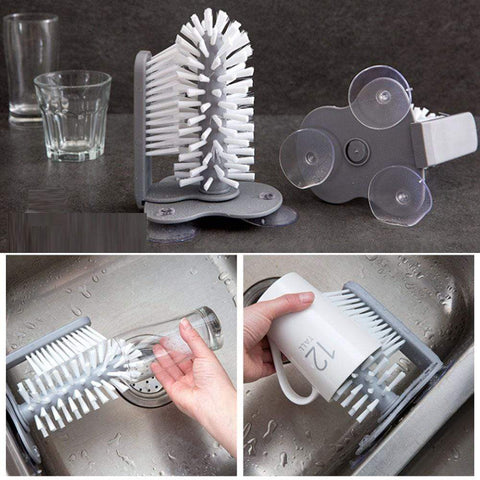 Uptown Vibez Bottle And Glass Brush Cleaner
