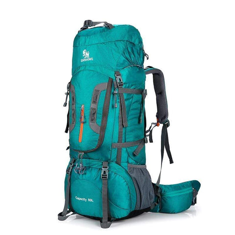 Uptown Vibez Camping Hiking Backpack