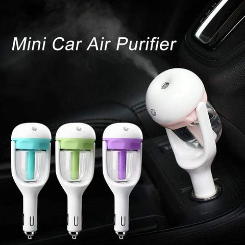 Uptown Vibez Car Air Humidifier
