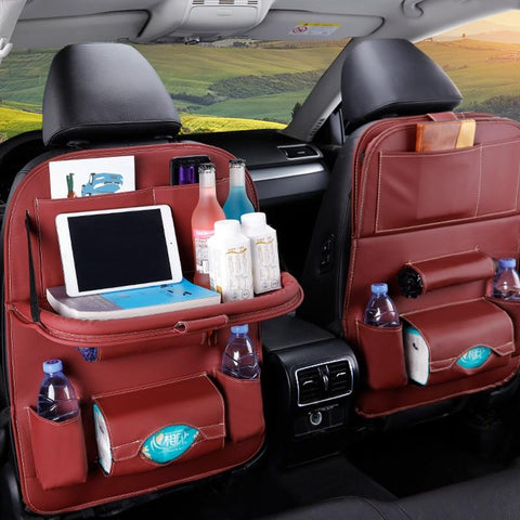 Uptown Vibez Car Backseat Organizer Bag