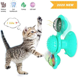 Uptown Vibez Cat Windmill Toy