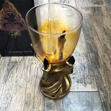 uptown vibez Chocolate Game of Thrones Dragon Claw Goblet