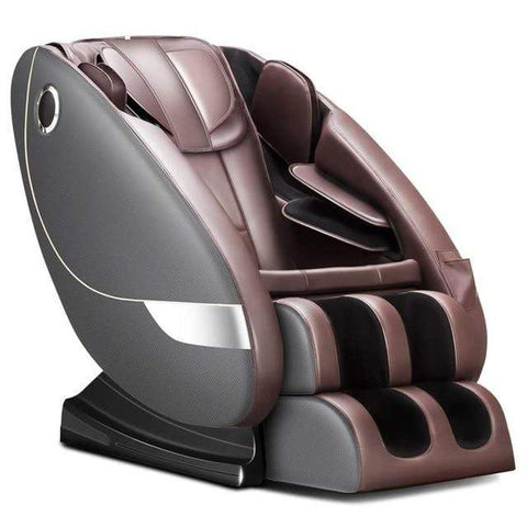Uptown Vibez Chocolate LEK L8 home Zero gravity Massage Chair electric heating recline full body massage chairs Intelligent shiatsu massage sofa