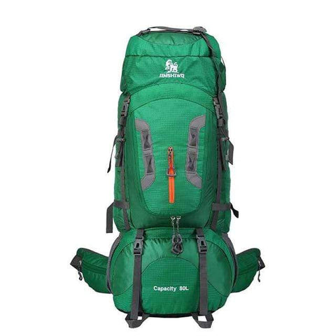 Uptown Vibez Dark Green A / China Camping Hiking Backpack