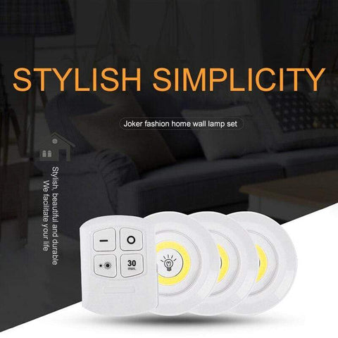 Uptown Vibez Dimmable LED With Remote Control