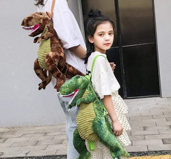Uptown Vibez Dinosaur Backpack For Kids