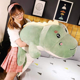 Uptown Vibez Dinosaur Plush Pillow