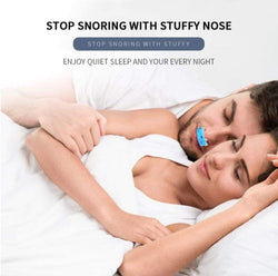 Uptown Vibez Electric Anti Nose Snoring Devices
