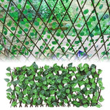 Uptown Vibez Expandable Faux Privacy Fence