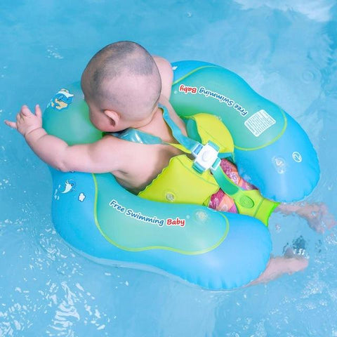 Uptown Vibez FB1027L / Russian Federation Inflatable Baby Swimming Safety Ring