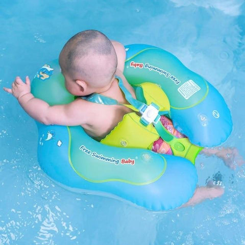 Uptown Vibez FB1027S / Russian Federation Inflatable Baby Swimming Safety Ring