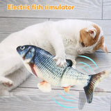Uptown Vibez Flopping Fish Cat Toy