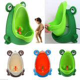 Uptown Vibez Frog Potty Training Urinal