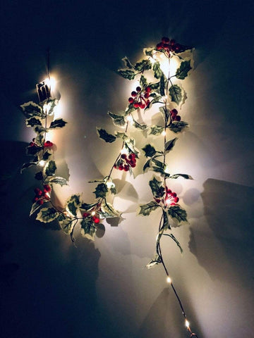 Uptown Vibez Garland LED Lights Decorations