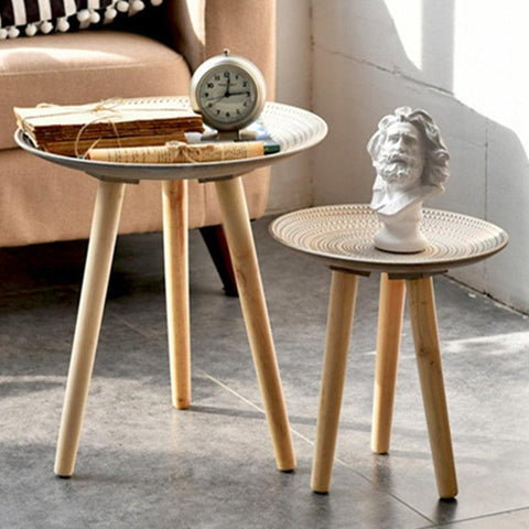 Uptown Vibez Gianna Round Coffee Table