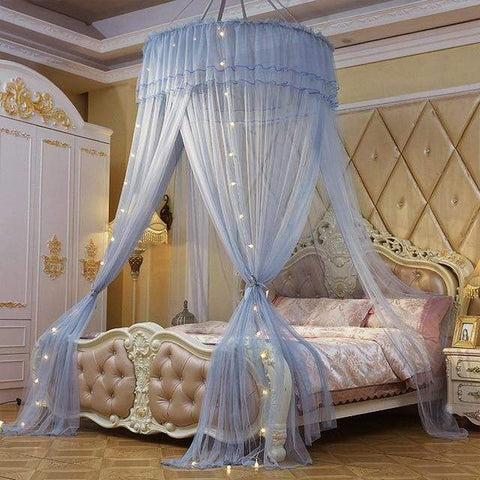 Uptown Vibez gray / Universal Luxury Bed Canopy