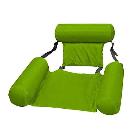 Uptown Vibez Green / China Water Sports Lounger Chair