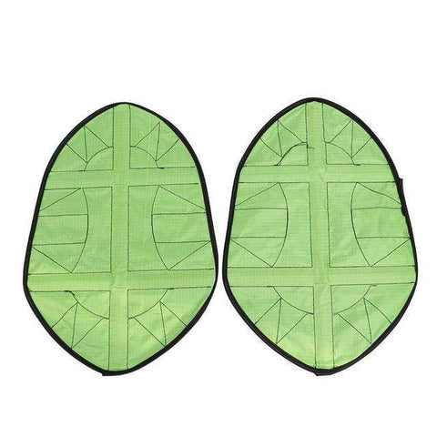 Uptown Vibez Green Step In Shoe Covers