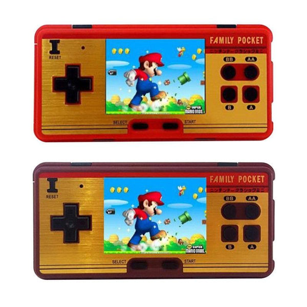 Uptown Vibez Handheld Game Player Family Pocket