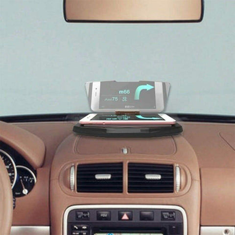 Uptown Vibez Head Up Glass Navigation Display