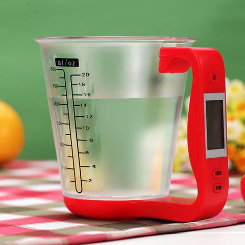 Uptown Vibez Hirundo Digital Measuring Cup and Scale