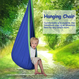 Uptown Vibez Home Child Hammock Chair Kids Parachute Cloth Swing Outdoor Indoor Hanging Hammock Seat