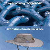 Uptown Vibez Hydro Cooling Sun Hat